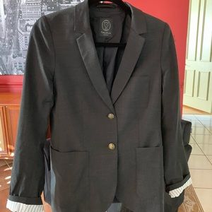 Talula navy blazer from Artizia